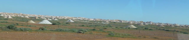 The Moonscape at Coober Pedy