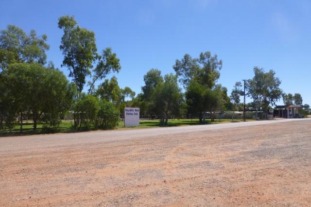 Wycliffe Well Caravan Park