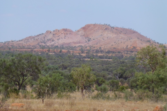 On the Road to Boulia - Just South of Dajarra