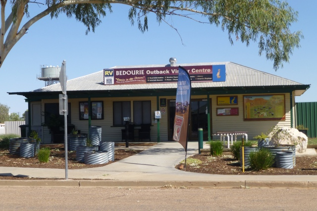 Visitor Information Centre Bedourie