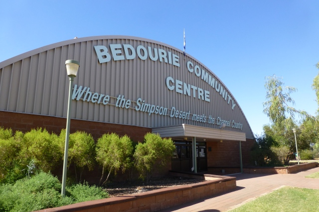 Community Centre - Bedourie