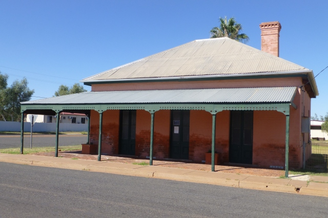 Historic House at Thargomindah