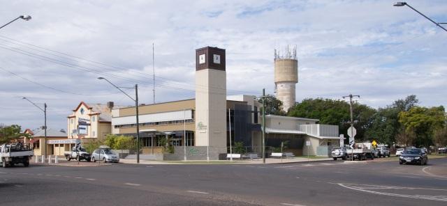 Civic Facilities at St George