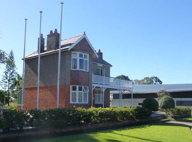 Hinkler House in Bundaberg Botanic Gardens