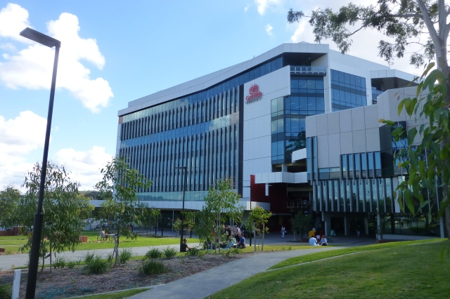 Health Building at Griffith University