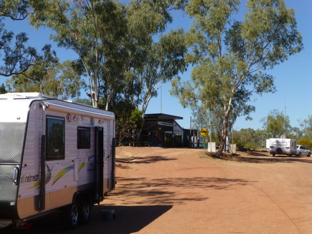 Lunch Stop at Belyando Crossing