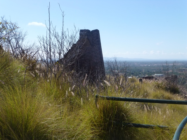 Ruins of the Pyrites Works on Towers Hill