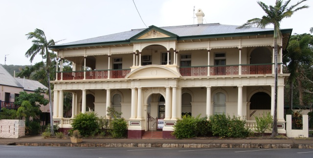 Former Bank Building in Cooktown