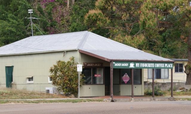 Historic Jackey Jackey Store