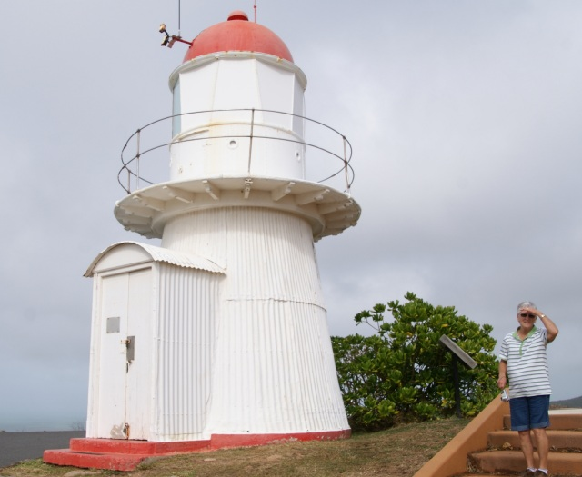 The Lighthouse on Grassy Hill at Cooktown