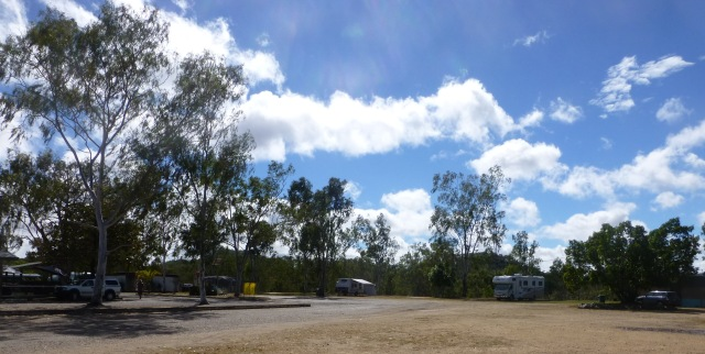 The Camp Area at Palmer River Roadhouse