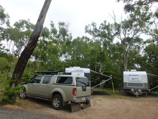 Our Camp at Cooktown