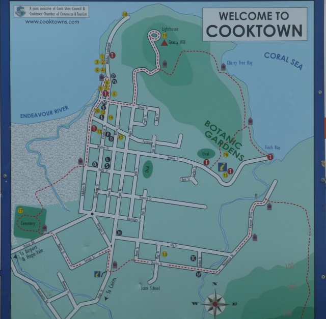 Welcome to Cooktown