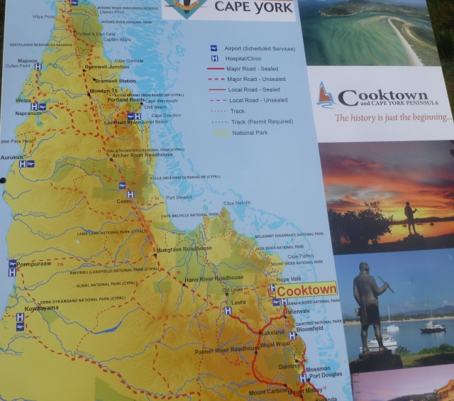Cooktown and the Cape