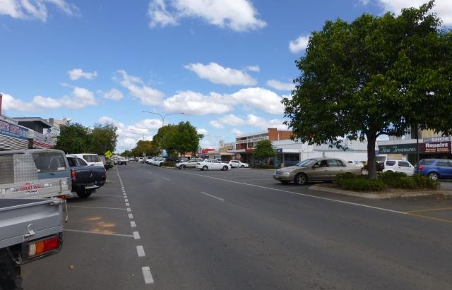 Main Street of Mareeba