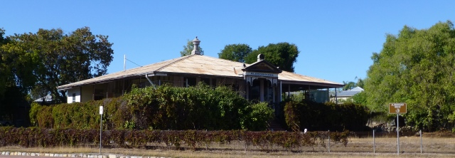 Old home in Charters Towers