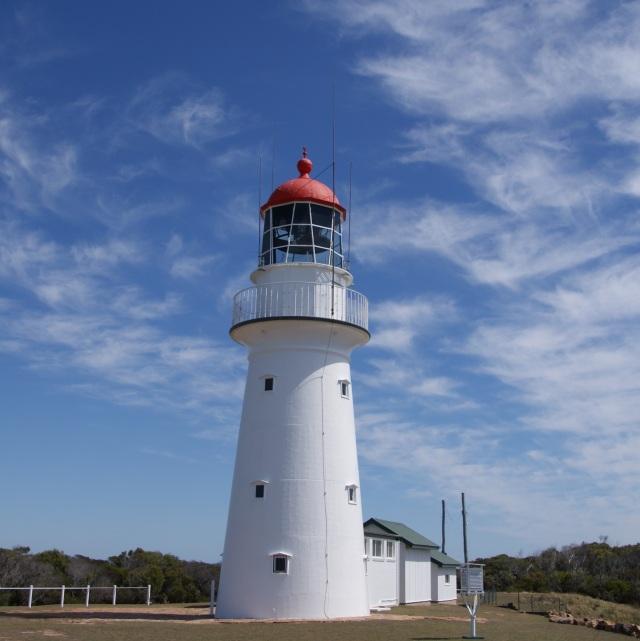 The Bustard Head Lighthouse