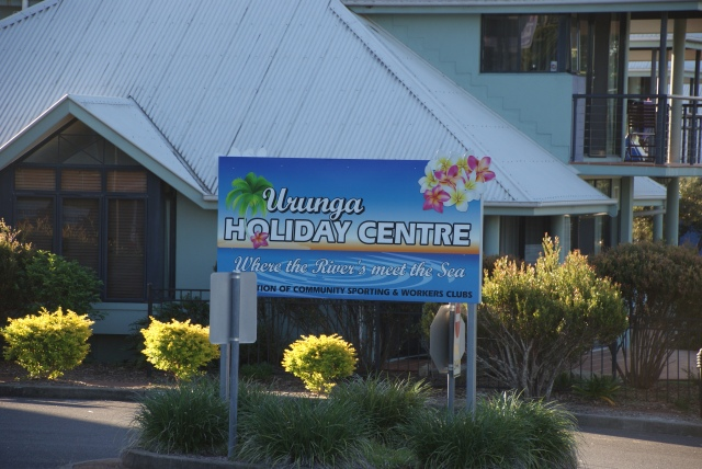 Holiday Centre at Urunga near the Golf Course & other sporting facilities
