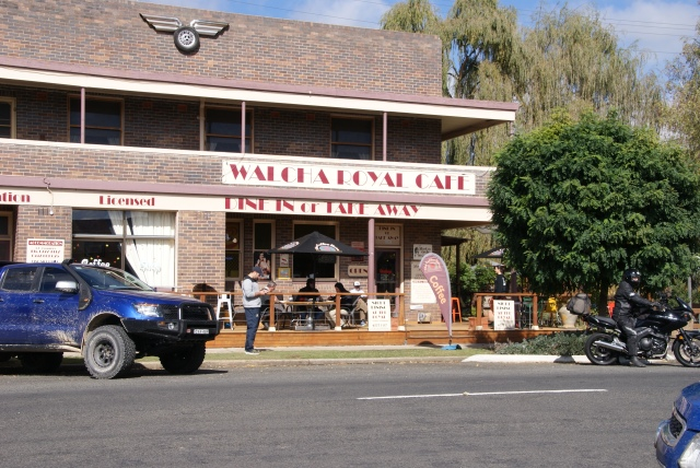 Walcha Royal Cafe