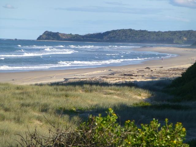 Urunga Beach