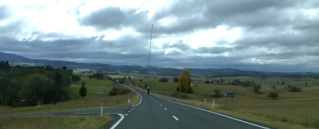 The Road to Walcha