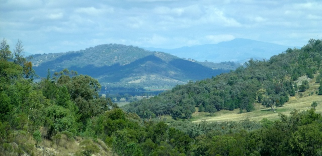 Along the road to Tamworth