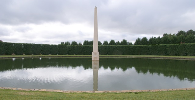 Obelisk - Mayfield Garden