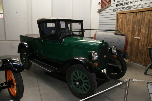 You can buy this one at the Motor Museum