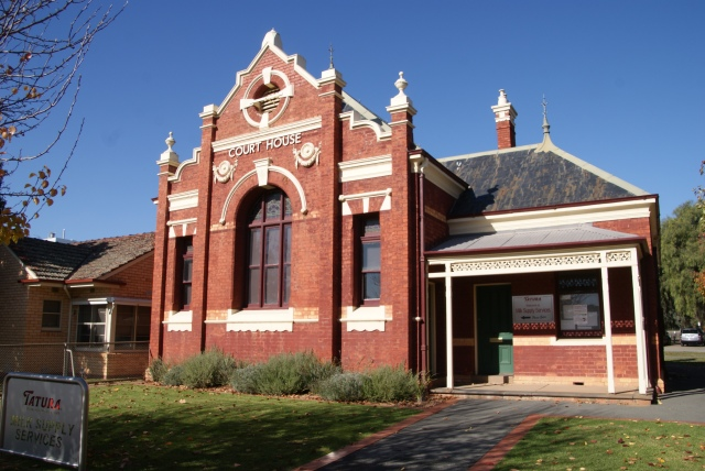 Old Court House in Tatura