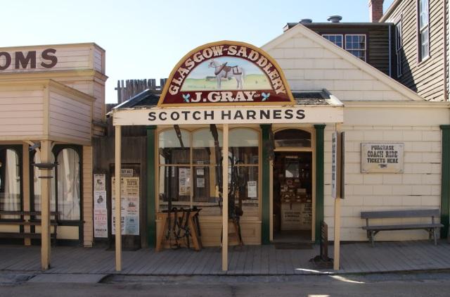Saddlery Shop