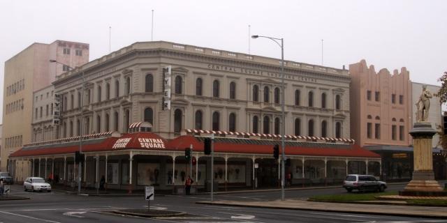 Central Square Shopping Centre Ballarat