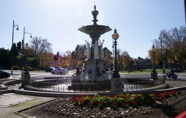 Fountain in Bendigo