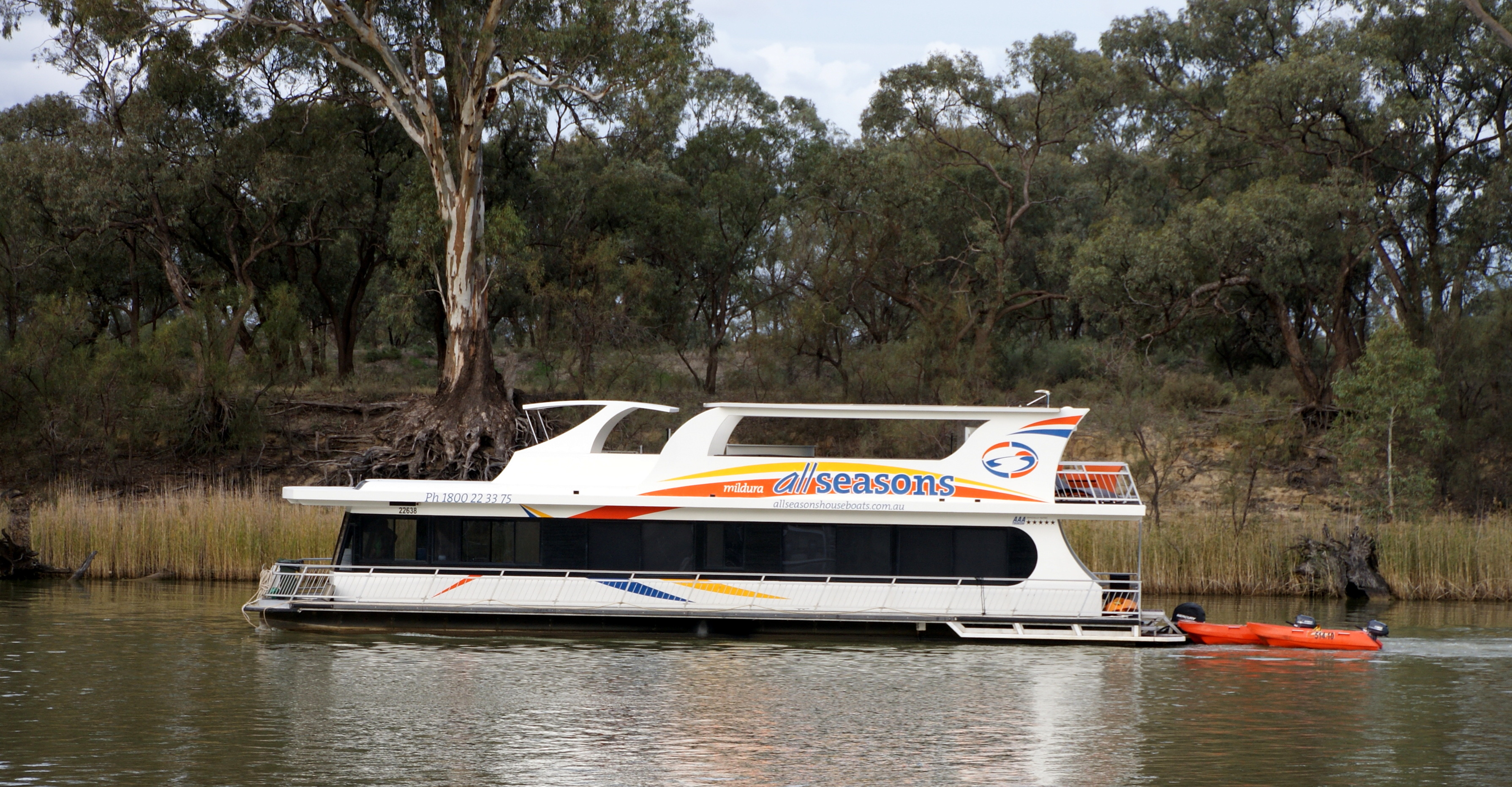 Model Golden River Holiday Park  Mildura VIC  The Murray