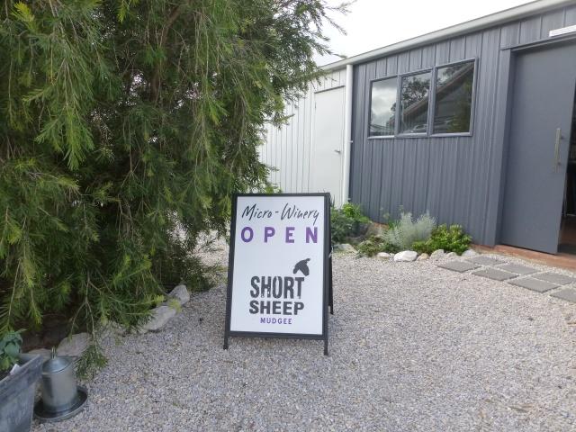 Cellar Door at Short Sheep Wines