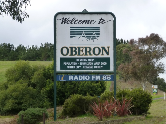 Welcome to Oberon