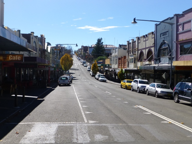 Main Street of Katoomba