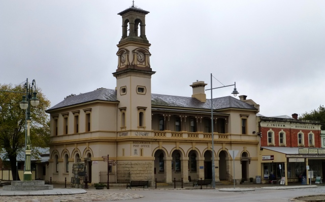 Post Office Beechworth