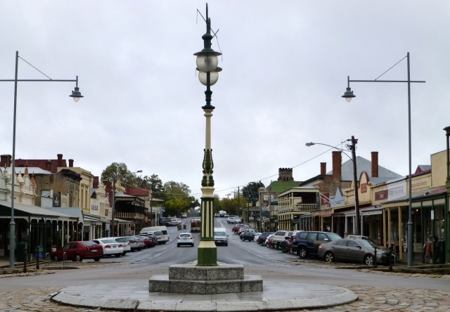 Main street Beechworth