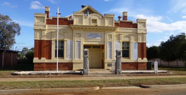 Bridgewater Memorial Hall