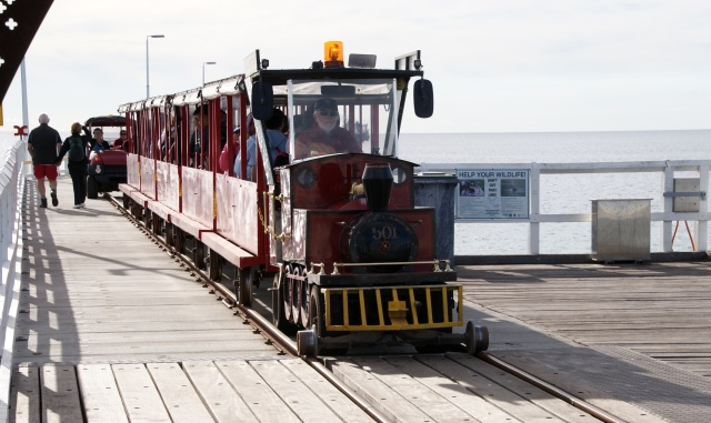 The Jetty Train