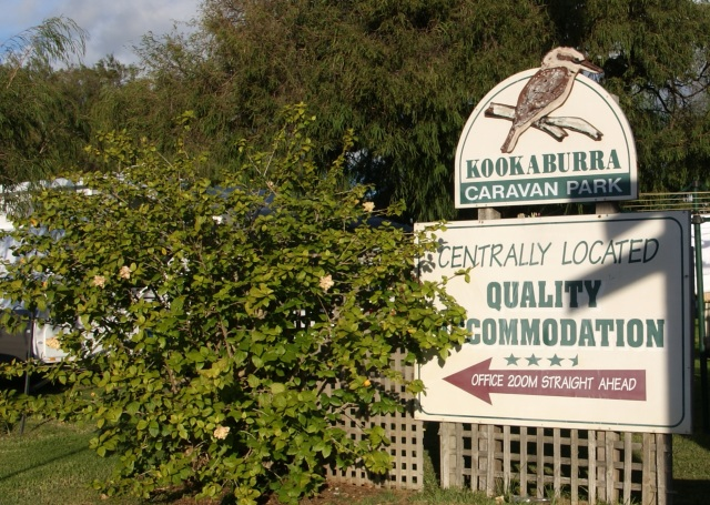 The Kookaburra Caravan Park