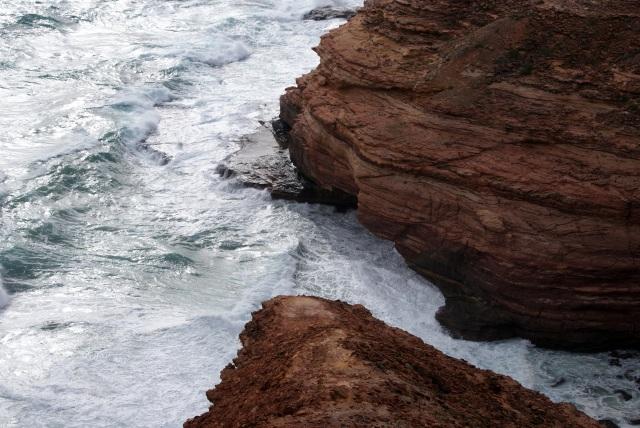 Coastal Cliffs at Kalbarri - Shellhouse
