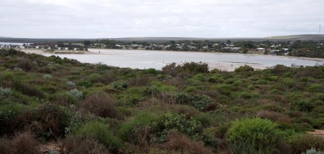 Kalbarri on the banks of the Murchison River