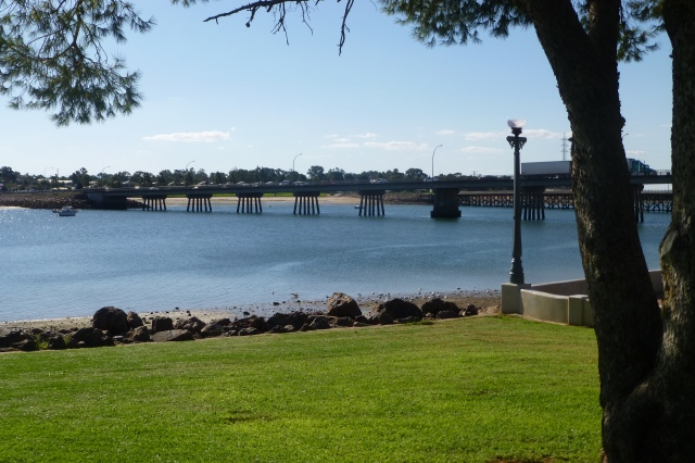 Joy Baluch Bridge in Port Augusta