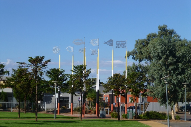 Public Art in Port Augusta