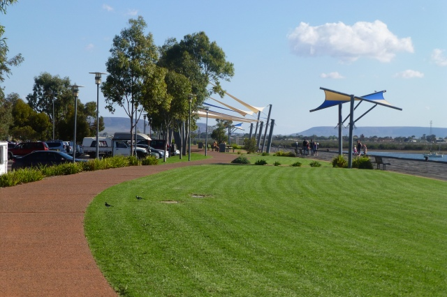 Foreshore in Port Augusta