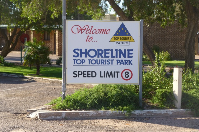 Shoreline Tourist Park Port Augusta