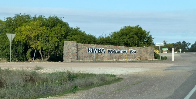 Welcome to Kimba