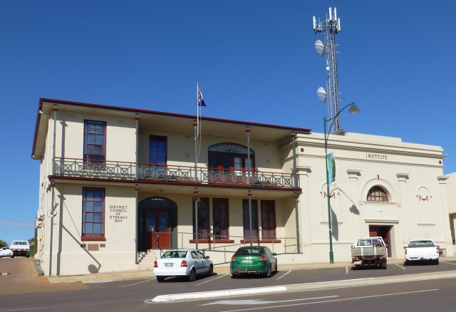 Streaky Bay Council Offices