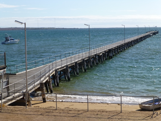The Streaky Bay Jetty